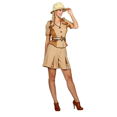 Wilbers & Wilbers NEU Damen-Kostüm Safari, Gr. 42 (Damen Safari Für Kostüme)