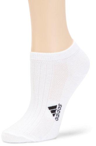 adidas Socken Linear Rib Training 3 Pair Pack, White/Black, 43-46, Z11284