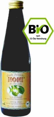 NONI COOK ISLANDS BIO SAFT, 990 ml