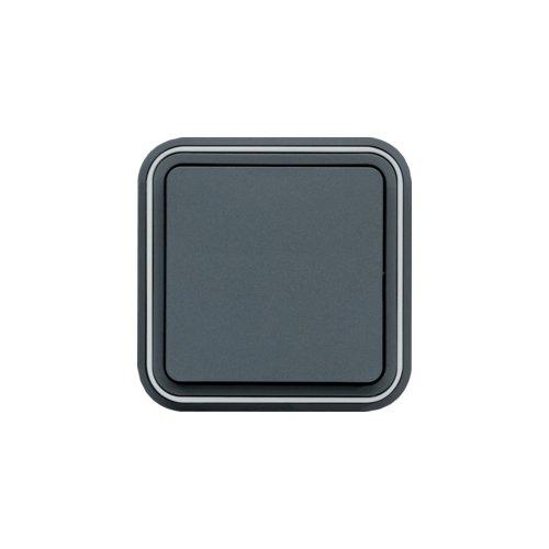 Preisvergleich Produktbild Hager cubyko-Switch Einbau Wasserdicht Grau