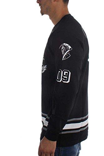 Rook - - Herren Death Squad Langarm Shirt Black