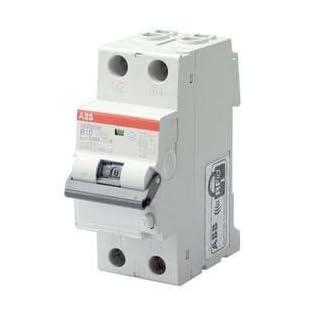 ABB Stotz S&J FI/LS-Kombination DS202CA-B16/0,03FILS Kombination FI-Schalter/Leitungsschutzschalter 8012542132554