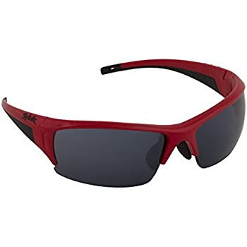 Spiuk Binomio Gafas, Unisex Adulto, Rojo/Negro, Talla Única