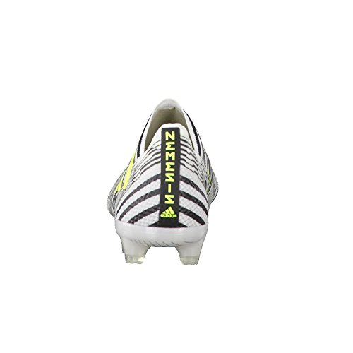 adidas Nemeziz 17+ 360agility Fg, Chaussures de sport homme Blanc (Ftwbla/Amasol/Negbas)