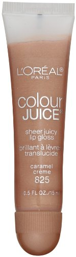 loreal-paris-colour-juice-sheer-juicy-lip-gloss-caramel-crme-05-fluid-ounce-by-loreal-paris