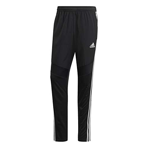 adidas Herren TIRO19 WRM Pants, Black/White XL