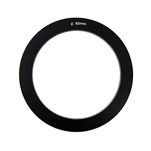 Zomei Bague d'Adaptation Diamètre 82 mm Noir Métal pour Lentille K&F HOYA COKIN CANON NIKON SONY