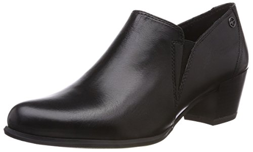 Tamaris Damen 24400 Stiefeletten, Schwarz (Black Leather 003), 36 EU