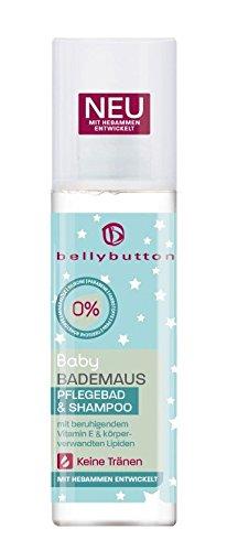 Bellybutton Pflegebad und Shampoo Bademaus 200 ml