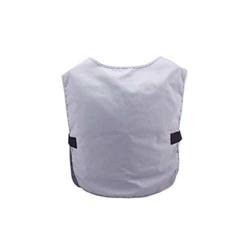 ckground Summer Ice Vest Cooling Sport Weste - Sonnenschutz für Radfahren Laufen im Freien Reiten Angeln -
