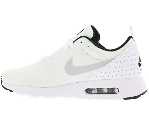 Nike Air Max Tavas  Chaussures De Course Pour Homme Blanches cUbpM