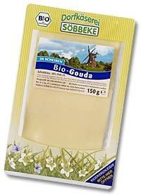 Söbbeke Bio Gouda, geschnitten (150 g)