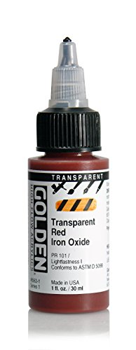golden-high-flow-acrylic-30ml-1oz-bottles-transparent-red-iron-oxide