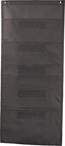File Folder Storage: Black Pocket Chart Storage (Storage Pocket Chart)