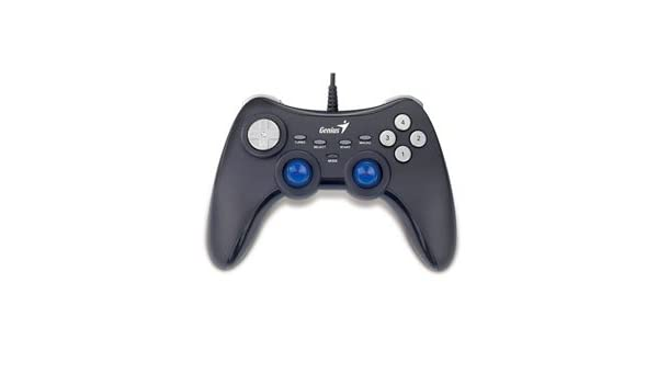 Genius MaxFire Grandias 12V Game Pad Driver PC