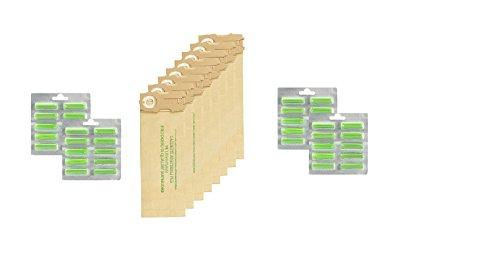 40 sacchetti e 40 profumi per Folletto vorwerk VK120/121/122