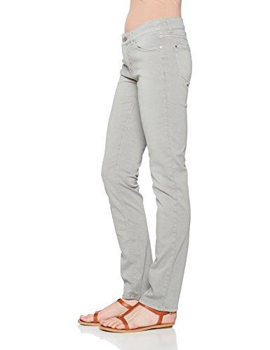 MAC Damen Hose Dream Grau (Light Ash Grey 053V)