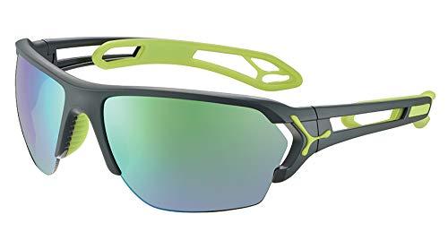 Cébé S'Track L Gafas de Sol Adultos Unisex Matt Grey...