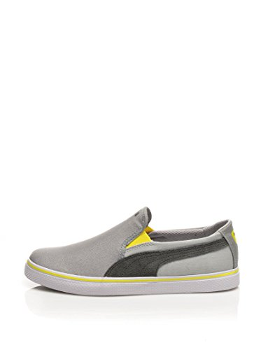 Puma 357898 Slip-on Frau limestone gray-dark shadow-gray violet
