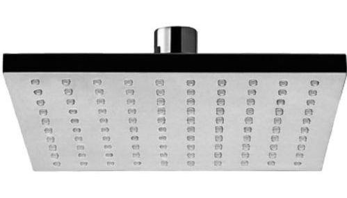 Domino Comfort pluie douche 25 x 20 Cm Inox