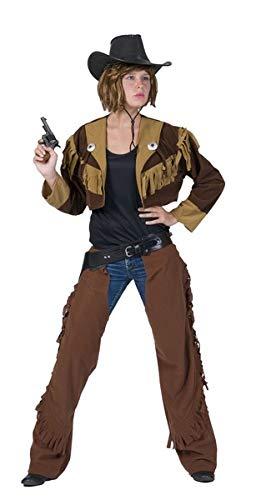 Pierro´s Kostüm Country Jacke Tenessee Dame Größe ()