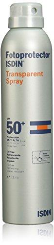 Isdin - Fotoprotector Transparent Spray Isdin 50+ 200 ml
