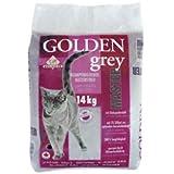 Golden Grey Master fein 2x14kg babypuderduft + Silikat