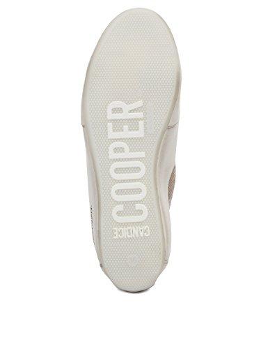 CANDICE COOPER Rock 01 Shark Damen Sneaker Beige