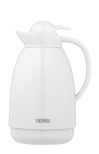 Thermos Patio Kaffeekanne 1 l, weiß