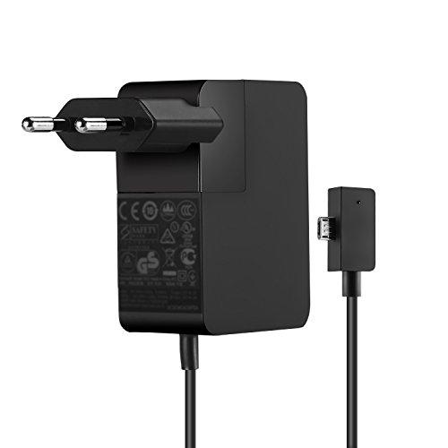 YOUNGE Surface 3 Adapter 5,2V / 2,5A 13W Ladegerät AC Stromversorgungsnetzteil für das Microsoft Windows Surface 3 Tablet
