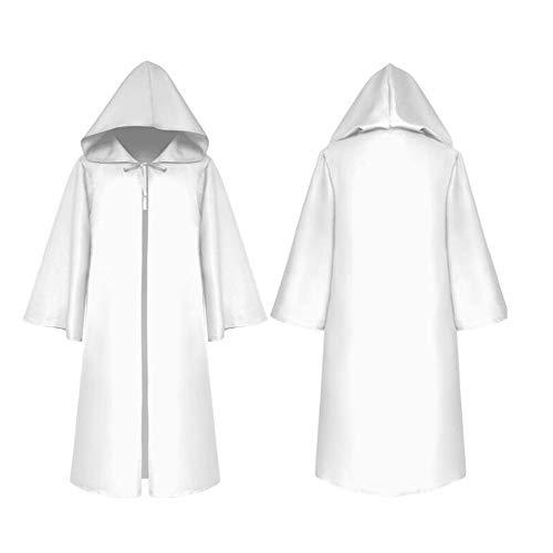 Wizard Devil Es Cloak Robe Ritter Gothic Fancy Kleid up Halloween Masquerade Cosplay Kostüm ()