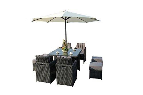 Yakoe Rattan Garten Möbel Set Sofa Und Ruhestühle Für Wintergarten