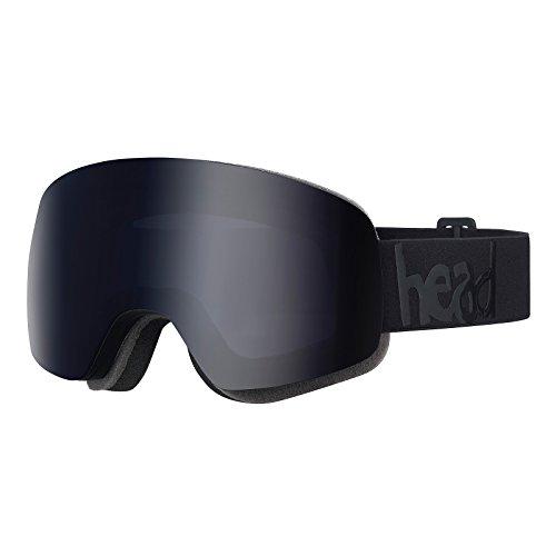 HEAD Globe Skibrille, Black, One Size