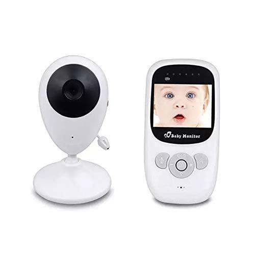 DT Smart Baby Monitor de Video vigilancia Video de la cámara de vigilancia Digital de Audio de Doble...