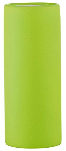 Gobelet Zone Confetti vert citron porcelaine