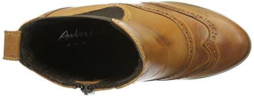 Andrea Conti 1672707, Bottes Classiques femme Marron - Braun (Cognac 062)
