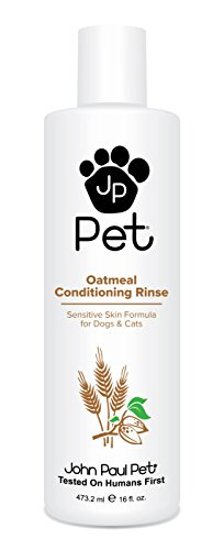 John Paul Pet JPS5460 Oatmeal Conditioning Rinse Krallenpflege