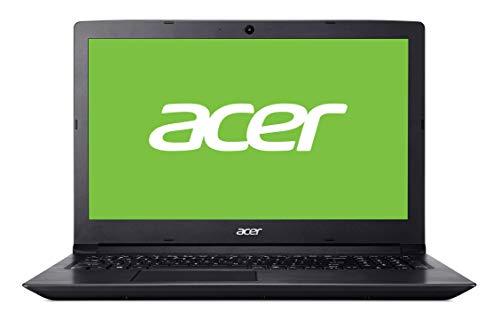 Acer Aspire 3A315-41-R8N8 - Ordenador portátil de 15.6' FullHD LED (AMD Ryzen 7 2700U, 8GB de RAM, 128GB SSD + 1TB HDD, Radeon RX Vega 10 Graphics, Windows 10 Home) Negro - Teclado QWERTY Español