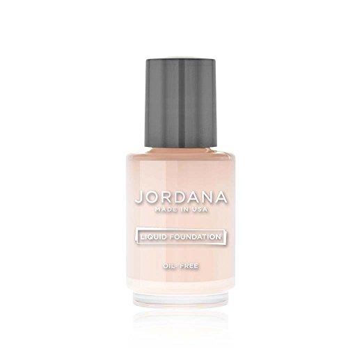 JORDANA Liquid Foundation - Natural