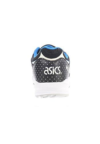 ASICS Gel Saga, Baskets Basses Adulte Mixte Black/Glon in The Dark