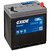 Exide eb356a Excell Starter batería 12V 35Ah 240A