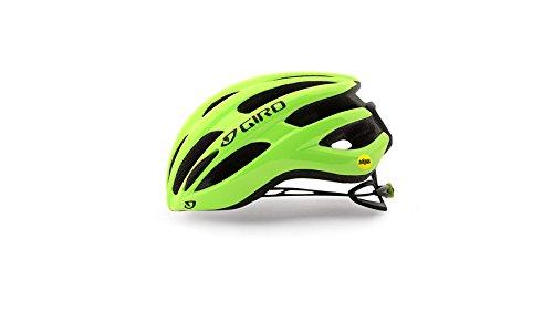 Giro Erwachsene Foray Mips Fahrradhelm, Highlight Yellow, L