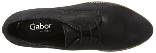Gabor Comfort Sport, Scarpe Stringate Donna Blu (Nightblue Ss/c)