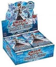Yugioh! Legendary Duelists: White Dragon Abyss Display Deutsch