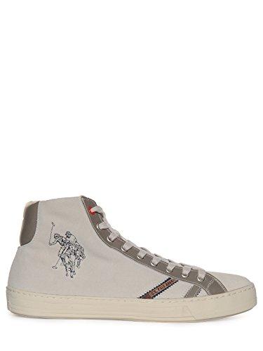 US Polo Association, Sneaker donna Grigio (Grigio)