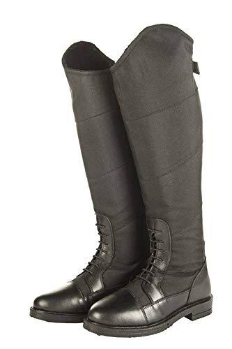 HKM Erwachsene Reitstiefel -Style Winter-9100 Hose, 9100 schwarz, 39