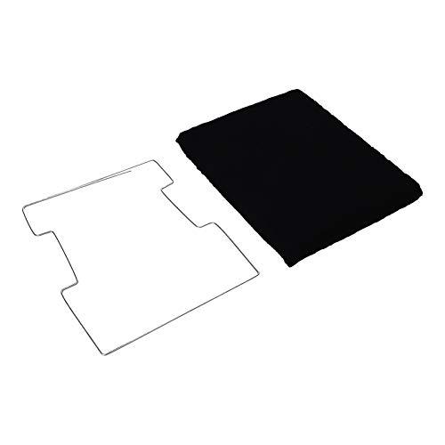 Aktivkohlefilter Kohlefilter Dunstabzugshaube für Elica Type 20 Whirlpool 484000008571 AEG Electrolux 9029793560 Ikea