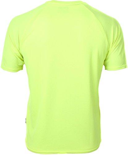 Basic Funktions - Sport T-Shirt in vielen Farben Gelb
