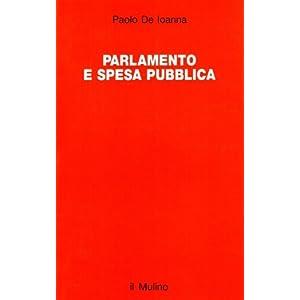 Parlamento e spesa pubblica