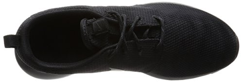 Nike Rosche Run Damen Sneakers Negro (Black / Black-Anthracite)